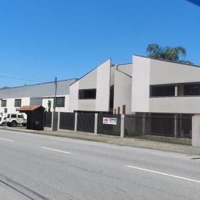 Casa Residencial e Comercial Baependi Jaraguá do Sul