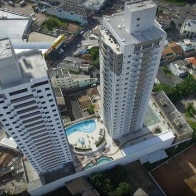 Apartamento com 2 suíte no Centro da cidade de Itajaí.
