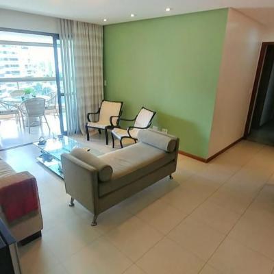 Apartamento 3 suítes com 145 m² no Carpe Diem em Alphaville I