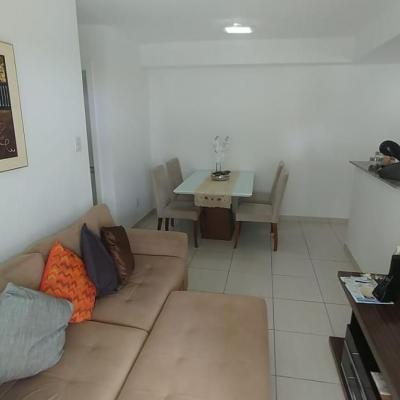 Apartamento 2 quartos mais dependência, 80 m² em Alphaville