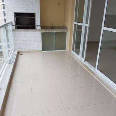 Apartamento 131,60 m² com três quartos, em Alphaville