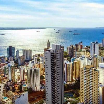 Apartamento 4 Quartos ou + - Mansão Baiano de Tênis, Graça, Salvador - BA