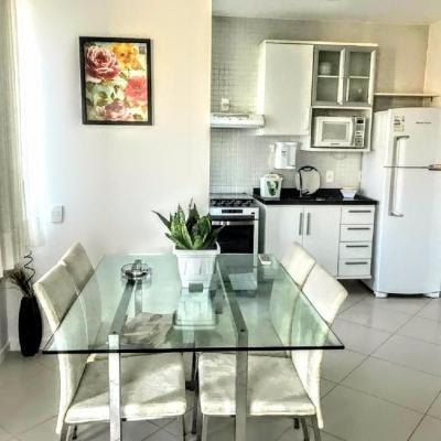 Apartamento Mundo Plaza - Quarto e Sala Mobiliado temporada ou anual