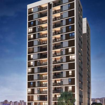 Insight Vila Leopoldina | Apartamentos com 3 suítes em 114 metros