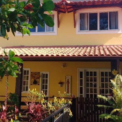 Oportunidade única: Linda casa Itaipu porteira fechada 4 quartos piscina churrasqueira 2 vagas