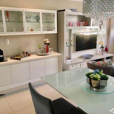 Lindo apartamento finamente decorado miolo de Icaraí 3 quartos vaga