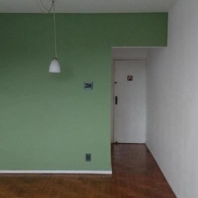 Apartamento Centro 1 quarto dependência de empregada 1 vaga vista livre