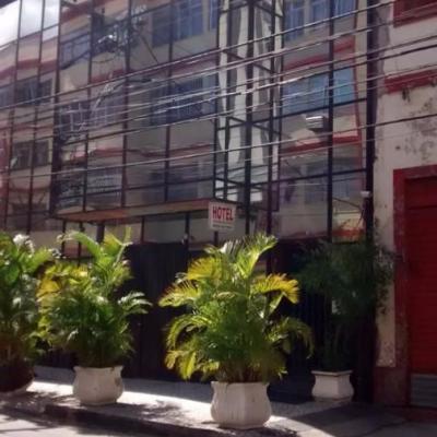HOTEL CENTRO DE NITERÓI