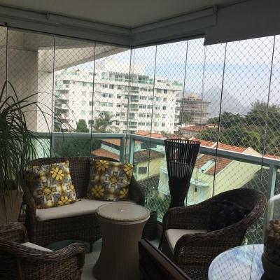 Lindo apartamento São Francisco condomínio alto padrão 4 quartos 2 suites lazer completo