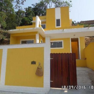 Casa nova em condomínio Várzea das Moças 2 qts - lazer