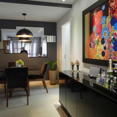 Oportunidade - Melhor preço - Lindo apartamento no Gragoatá Bay finamente decorado 3 quartos lazer completo