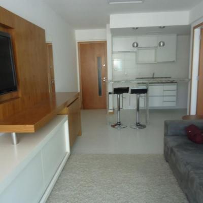 Apartamento amplo 1 qto Boa Viagem próximo UFF