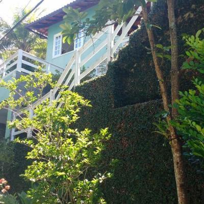 Casa Pendotiba condomínio fechado 4 quartos churrasqueira permuta apt Icaraí ou Cabo Frio