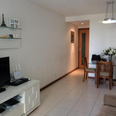 Oportunidade: Lindo apartamento Jardim Icaraí 2 quartos suite 1 vaga lazer no condomínio