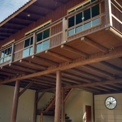 Belíssima Chácara com casa na área rural de Camboriú