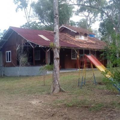 Terreno Rural com casa