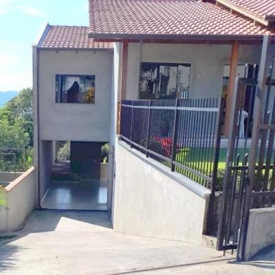 CASA DE ALVENARIA - PISO INFERIOR