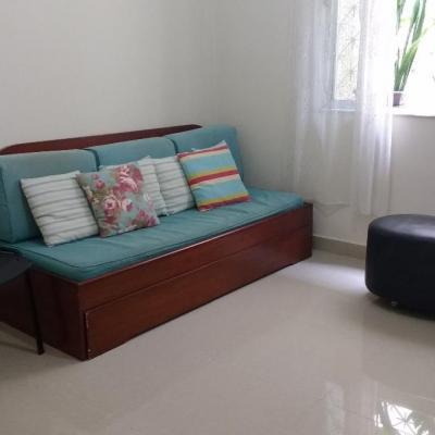 Apartamento térreo 3 quartos (1 suíte com closet) no Vital Brasil