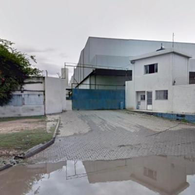 Área de 22.000 m² com Galpão de 10.000 m² - Rua Bulhões Marcial, Vigário Geral, Rio de Janeiro - RJ