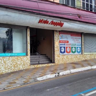 Loja - 18 m² + Mezanino 32 m² - Vila Shopping, Vila Santa Cecília, Volta Redonda - RJ