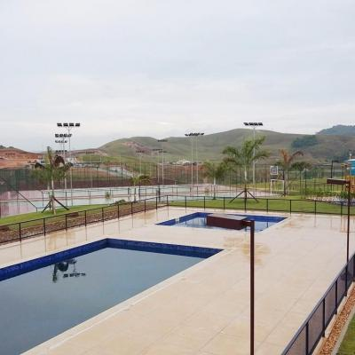 Área / Terreno / Lote de terra com 420 m², Alphaville, Volta Redonda - RJ