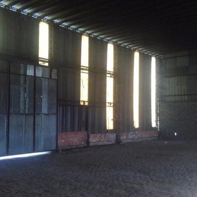 Galpão 350 m² - BR-494 Rodovia Lúcio Meira, Barra Mansa - RJ