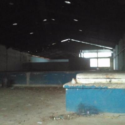 Galpão amplo, com 1800 m² com Docas, Jardim Boa Vista, Barra Mansa - RJ