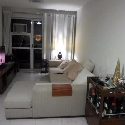 Apartamento 2 quartos (1 suíte) na Barra da Tijuca