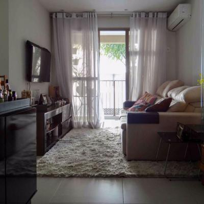 Apartamento 3 quartos (1 suíte) em Gragoatá