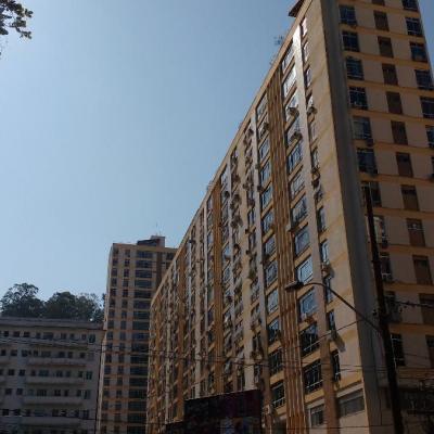 Bom apartamento 4 qts Icaraí com vista para o mar e verde