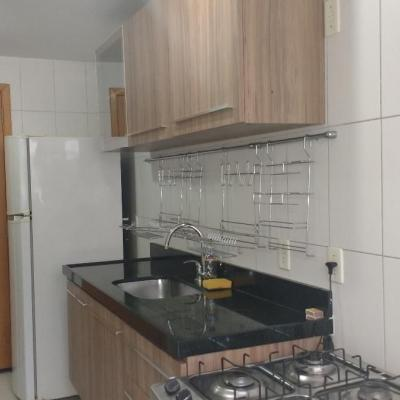 Castel Ferrara Montado - Apartamento 2 Qts (suíte) vaga lazer - Jardim Icaraí