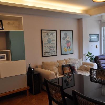 Imperdível: Lindo apartamento 2 quartos (1 suíte) reformado e montado Laranjeiras