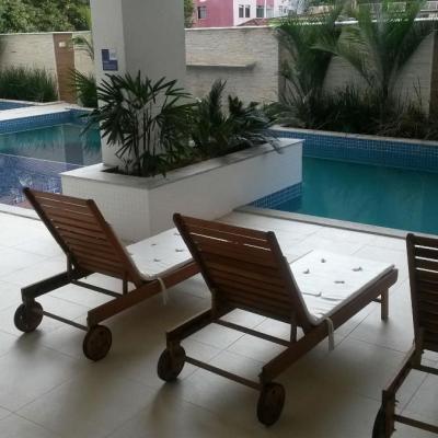 Soul Light - Apartamento novo com móveis planejados de frente 3 quartos com 1 suíte, com dependência e 2 vagas - Rua Domingues de Sá, Jardim Icaraí, Niterói - RJ