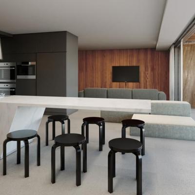 Triade - Apartamento 3 Quartos 3 Suítes - Rua Barão da Torre, 624 – Ipanema - Rio de Janeiro - RJ