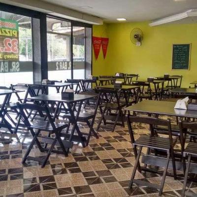 Restaurante - Ponto Comercial Montado e Fundo de Negócio Operacional - Pendotiba, Niterói - RJ